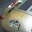 Porsche Super 90 at Schloss Bensberg Classics 2012: Very important cars only